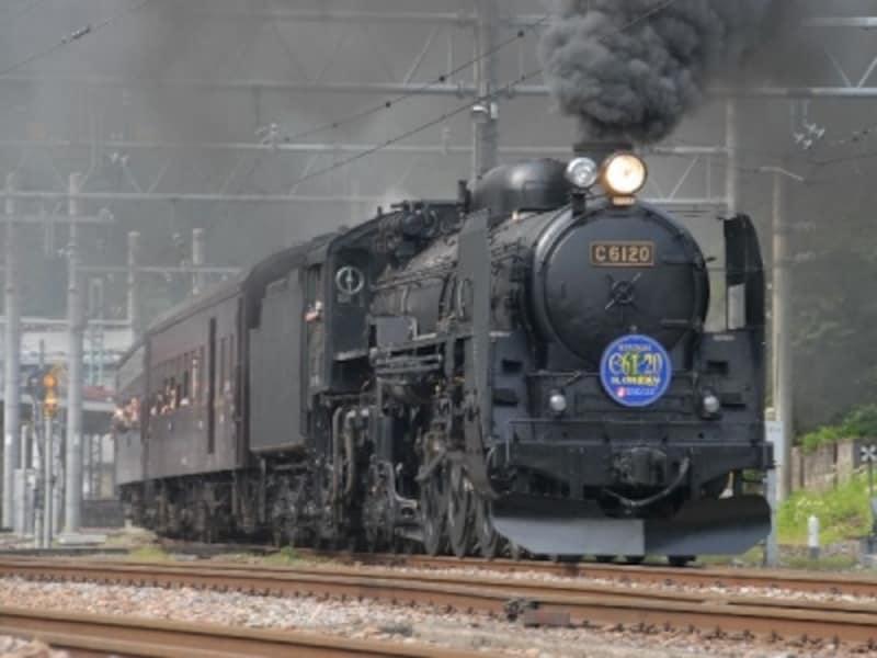 高崎へ向かうC61