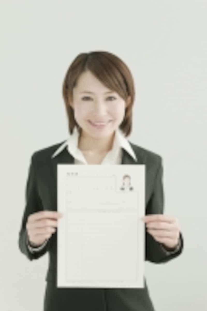応募書類は、あなたという人物を映し出す鏡のようなもの。心を込めて書きましょう。
