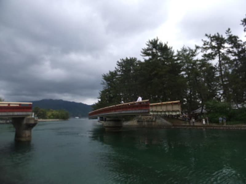 天橋立/廻旋橋(2)