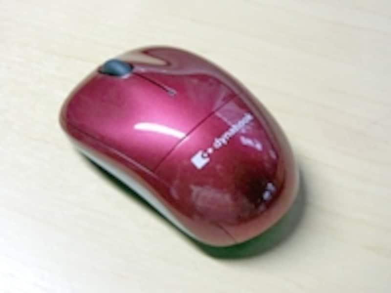 無線LANマウスを標準搭載