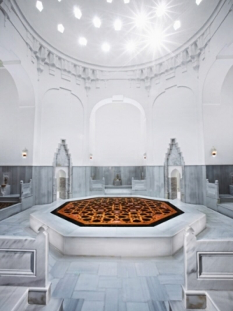 アヤソフィアヒュッレムスルタンハマム
