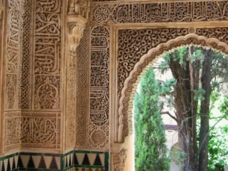 アルハンブラ宮殿undefinedグラナダundefinedスペインundefined世界遺産