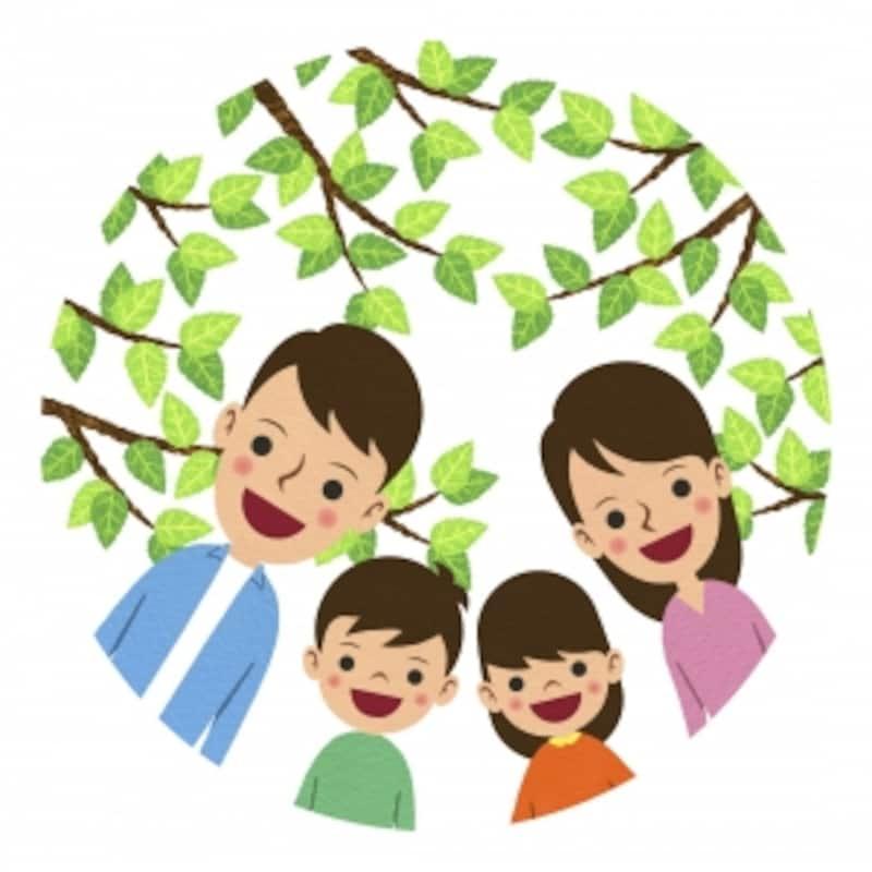 保険は家族にとって大切なもの。保険証券はなくさないようにしよう。