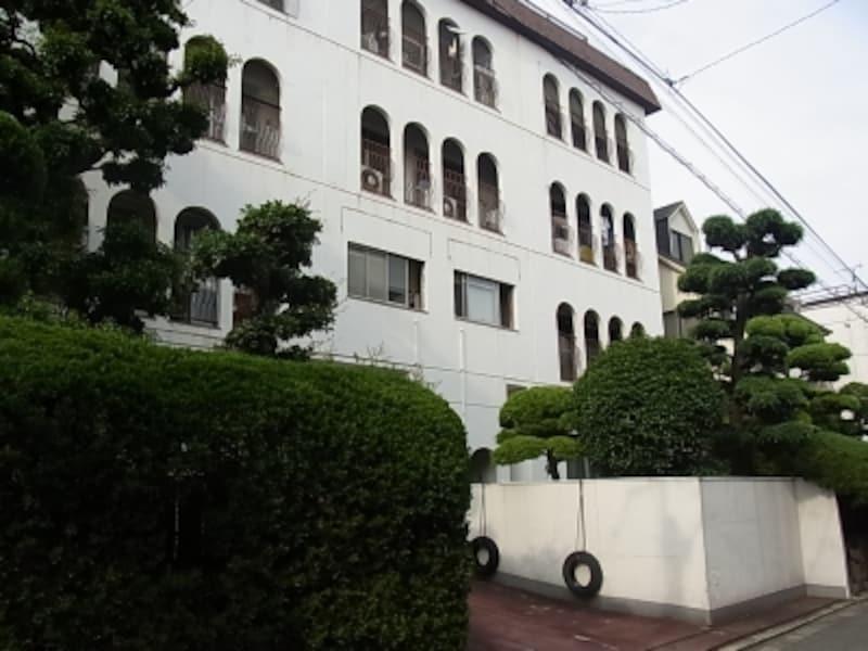 レトロマンション@帝塚山