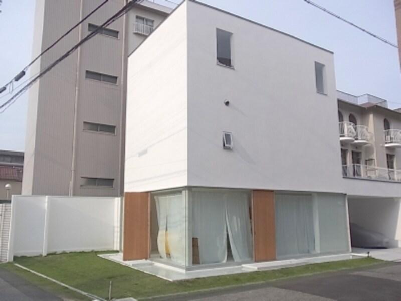帝塚山のカッコいい住宅