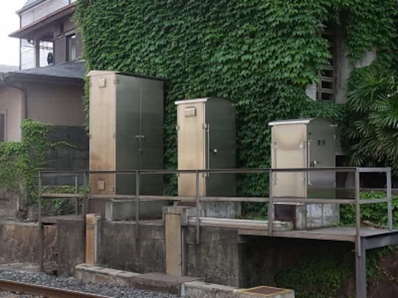 帝塚山駅近辺