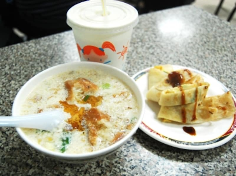 台北の繁盛店