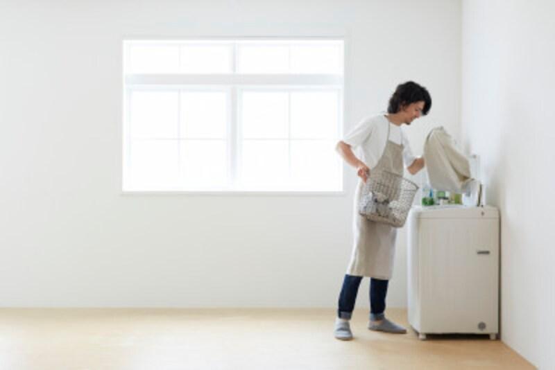 洗えるものなら洗ってしまうのが一番手っ取り早いダニ対策になります