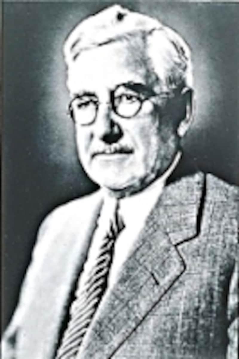 創業者、ジョージ・サッフォード・パーカー