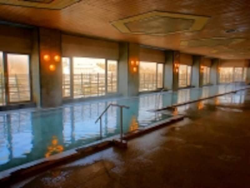 ホテル櫻井大浴場