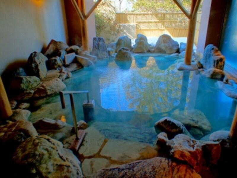 ホテル櫻井露天風呂