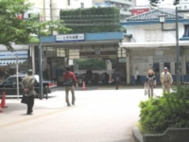 ときわ台駅北口
