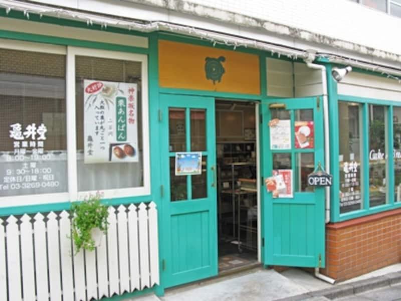 神楽坂亀井堂
