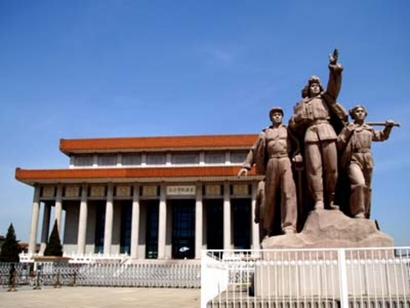 毛沢東記念堂