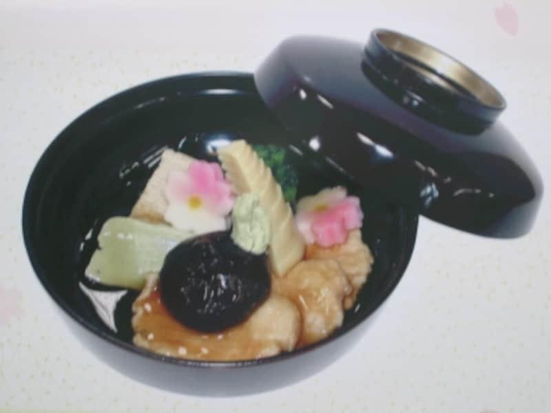 金沢の郷土料理「冶部煮」