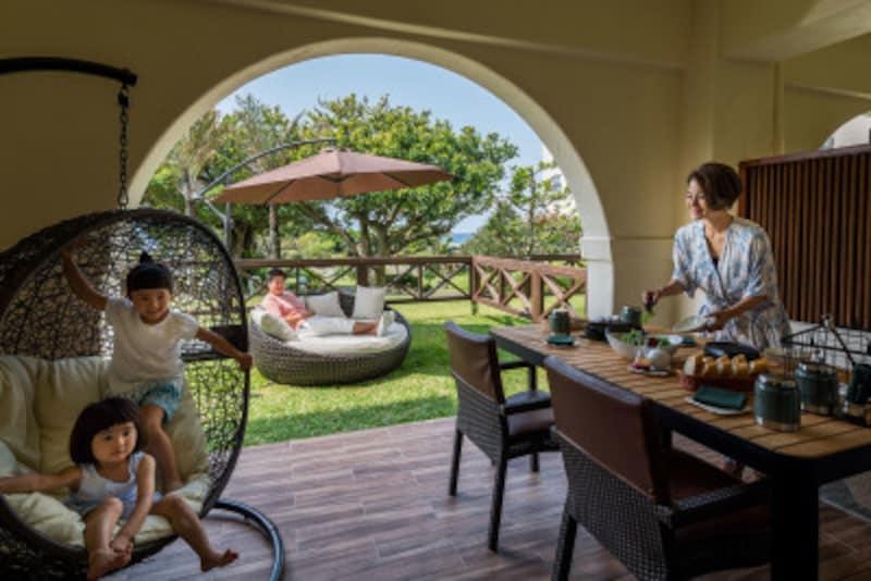 沖縄ホテル子ども連れ第2位 ホテル日航アリビラ