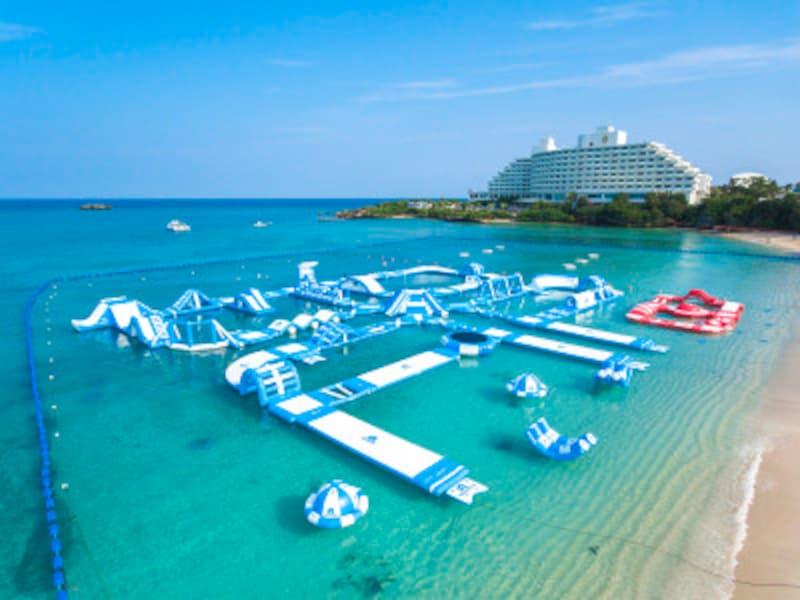 沖縄子ども連れホテル第4位 ANAインターコンチネンタル万座ビーチリゾート