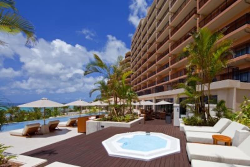 沖縄ホテル子ども連れ第3位 カフーリゾートフチャクコンド・ホテル