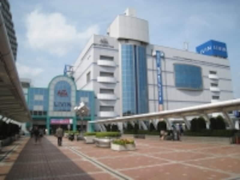 大型商業施設