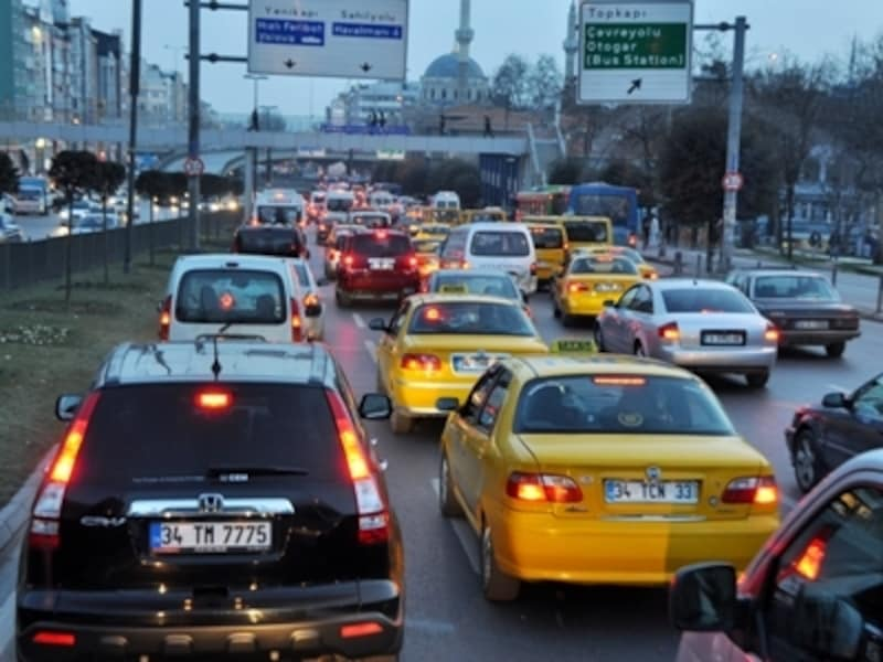 イフタール渋滞