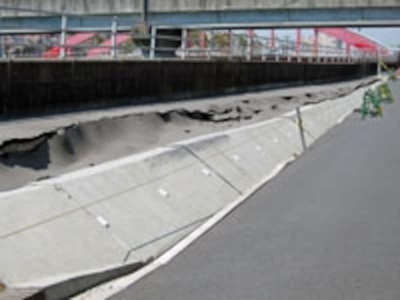 地震保険の液状化の査定は?