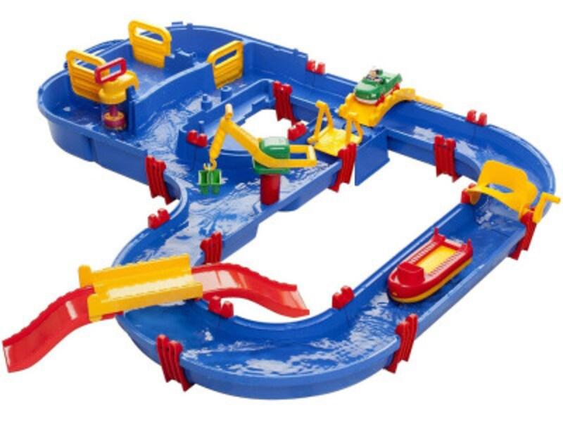 水遊びおもちゃ水路玩具 ママやお友だちと一緒に水遊びをしながら水の不思議が発見