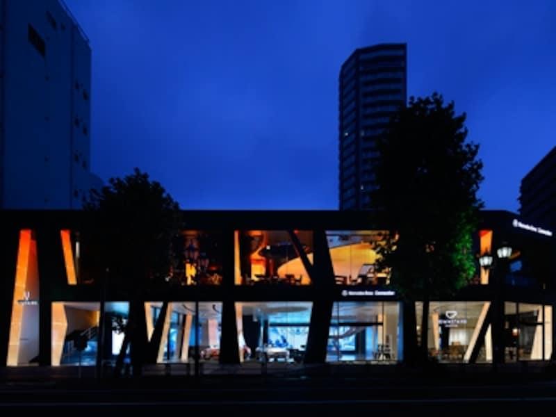 (設計:窪田建築都市研究所 写真:ナカサ&パートナーズ)