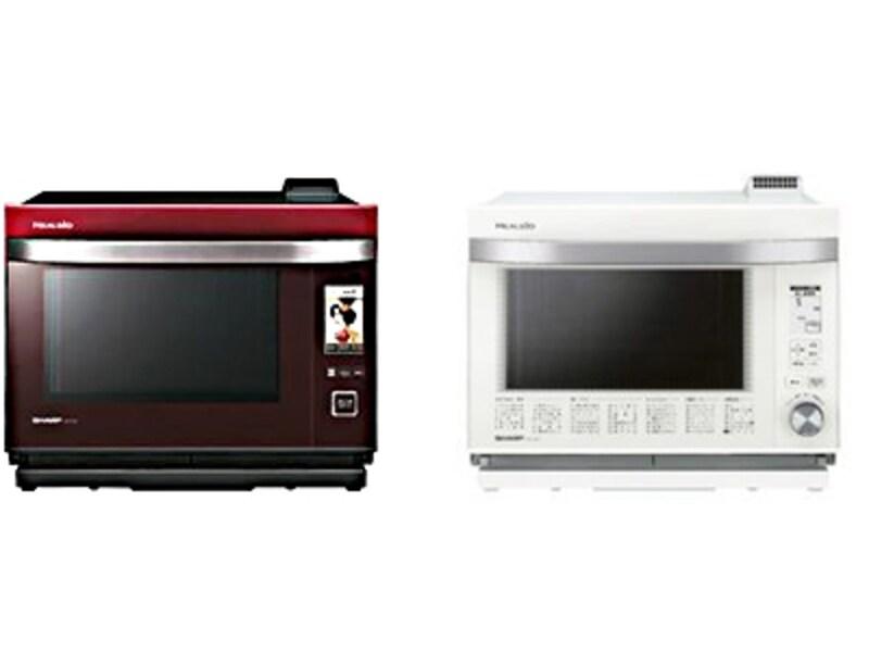 左:AX-PX2(レッド)undefined右:AX-GX2(ホワイト)