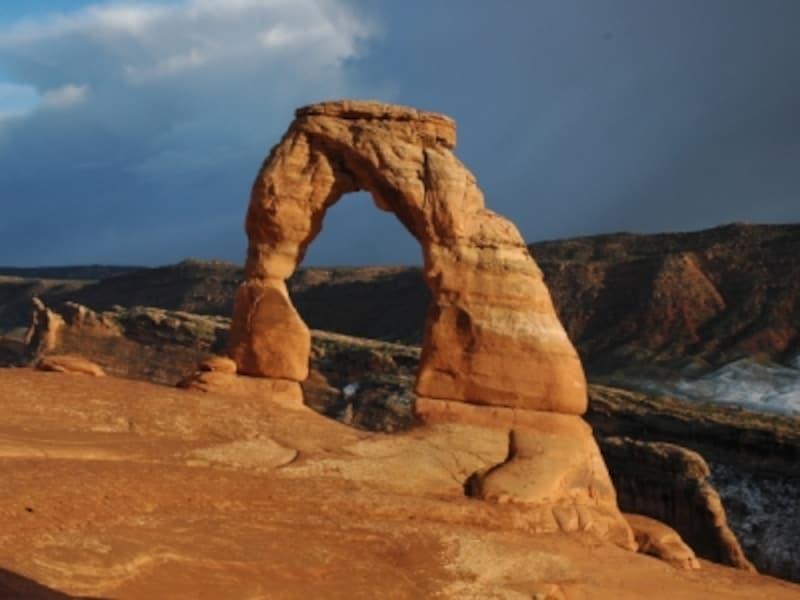グランドサークル一番人気はアーチーズ国立公園