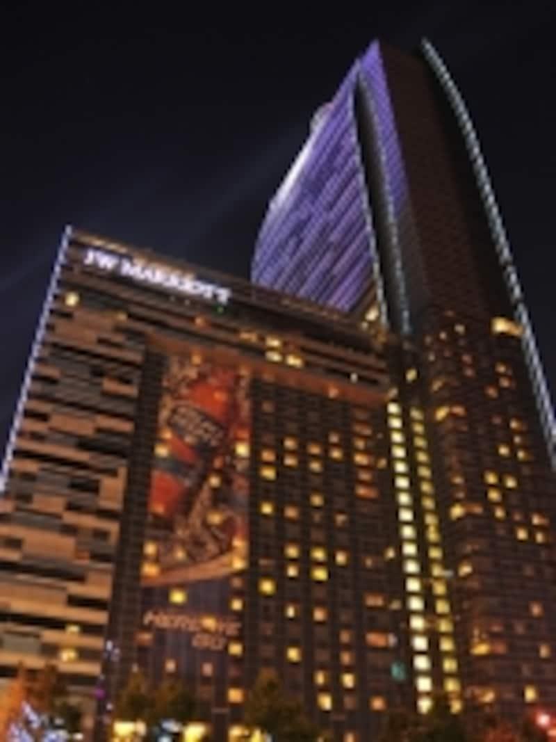 スタイリッシュな高級ホテル