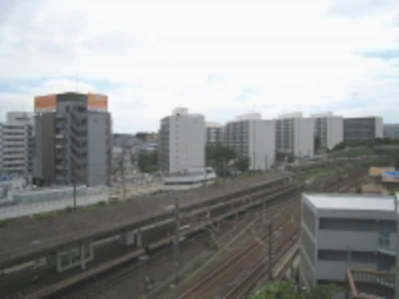 ニューシティ東戸塚南の街