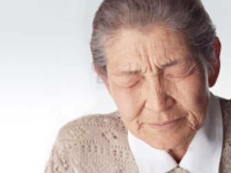 高齢者の心労