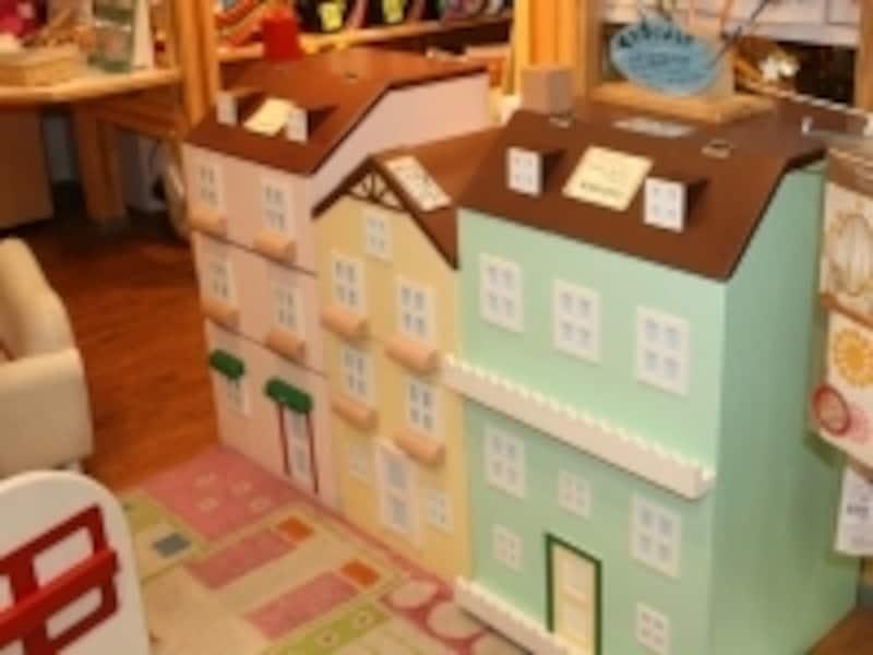 子ども向け家具のタウンチェストは子ども部屋の収納にピッタリ!