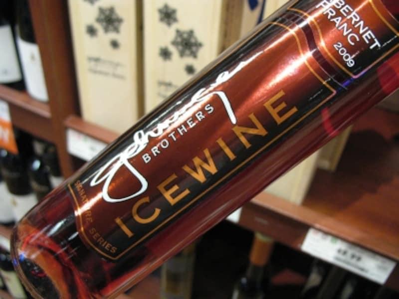 白が主流のアイスワインでは、赤はまだまだ少数派undefined(C)BlueWorks