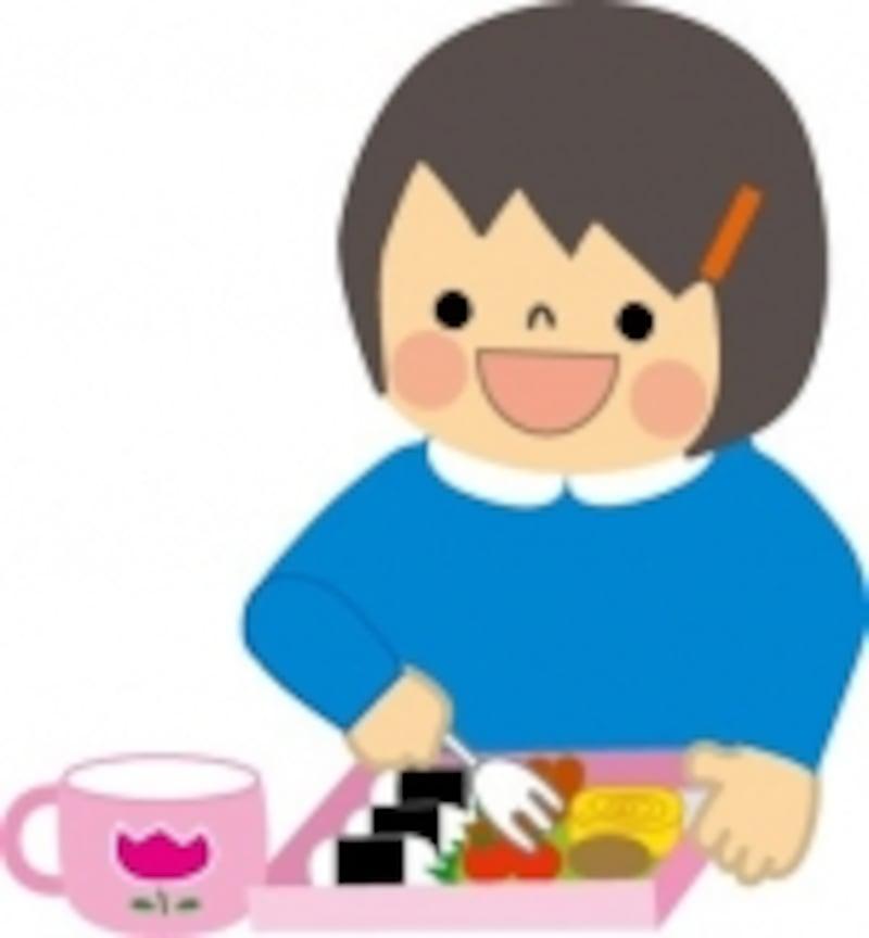 幼稚園児,弁当