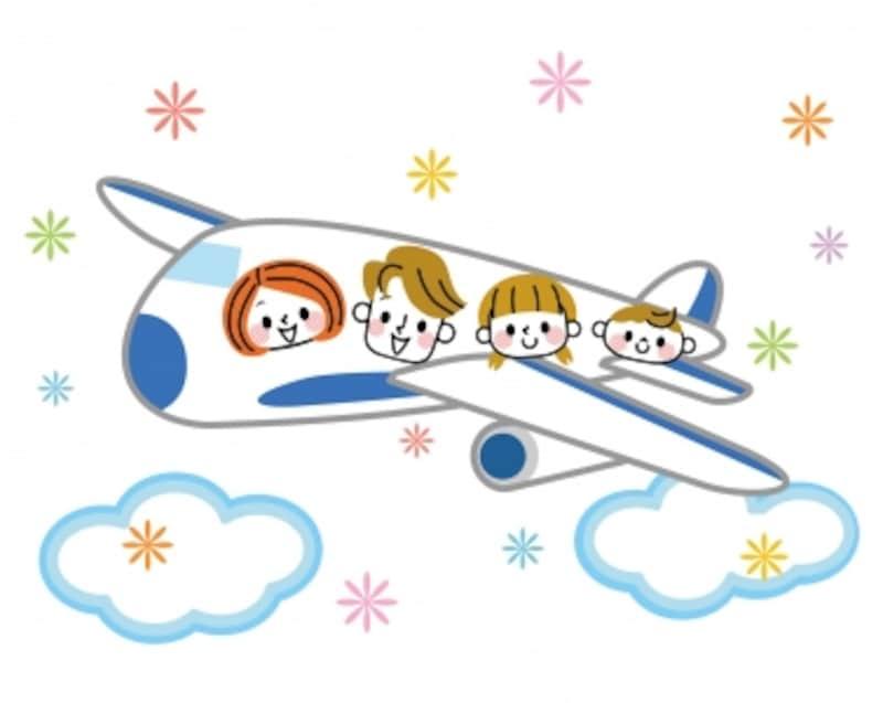 赤ちゃん連れの飛行機搭乗を成功させるには?