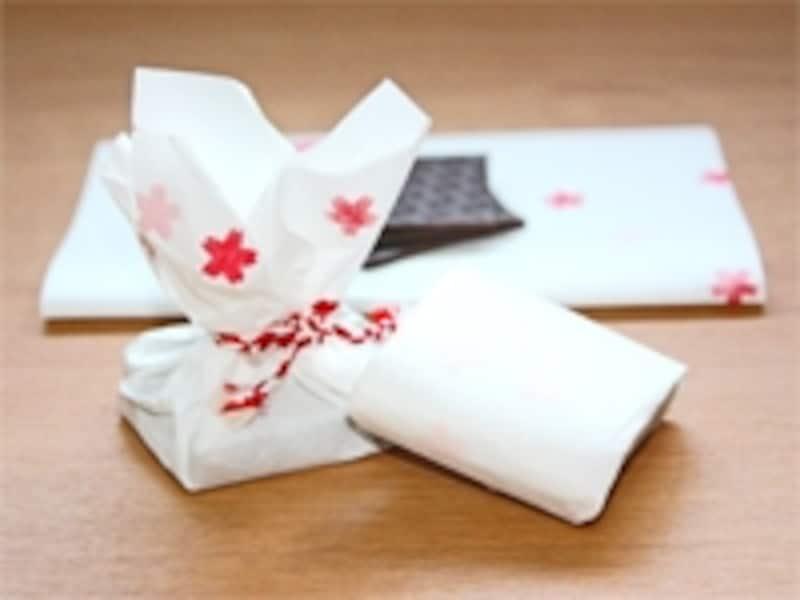 懐紙の使い方