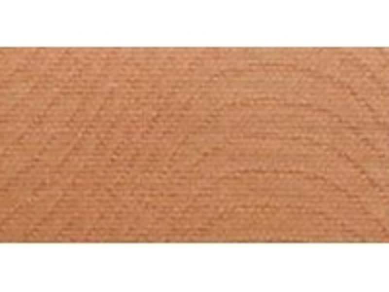 粘着素材に波紋パターンを施して肌に優しい