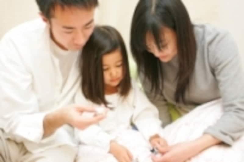 子どもが生まれたら、死亡保障をしっかりと準備を。