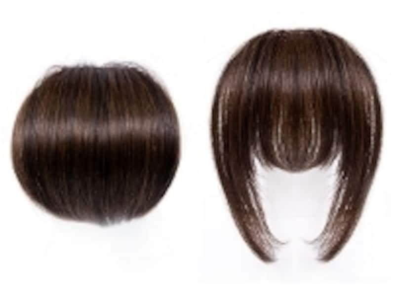 前髪アイテム
