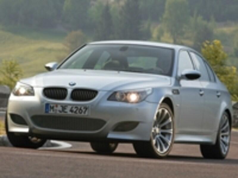 BMWM5フロント