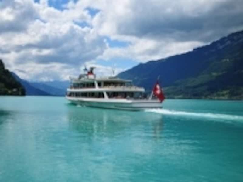 スイスの湖イメージ