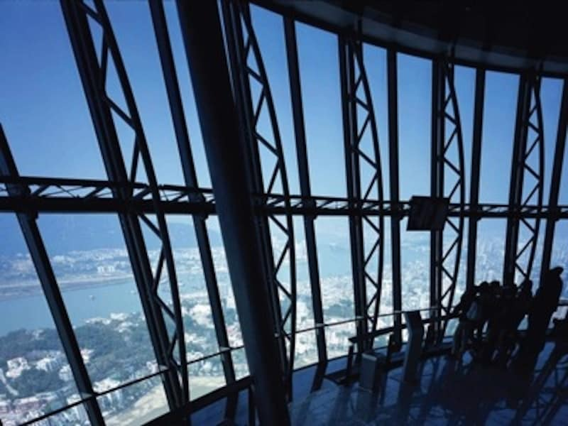 58階展望台
