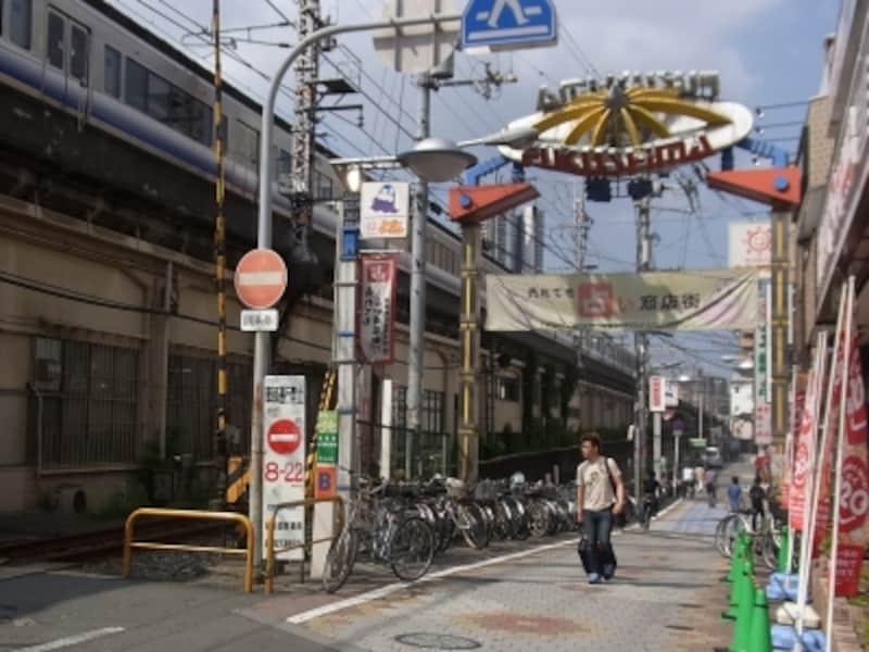 大阪環状線福島駅