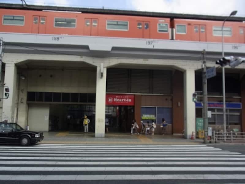 大阪環状線野田駅