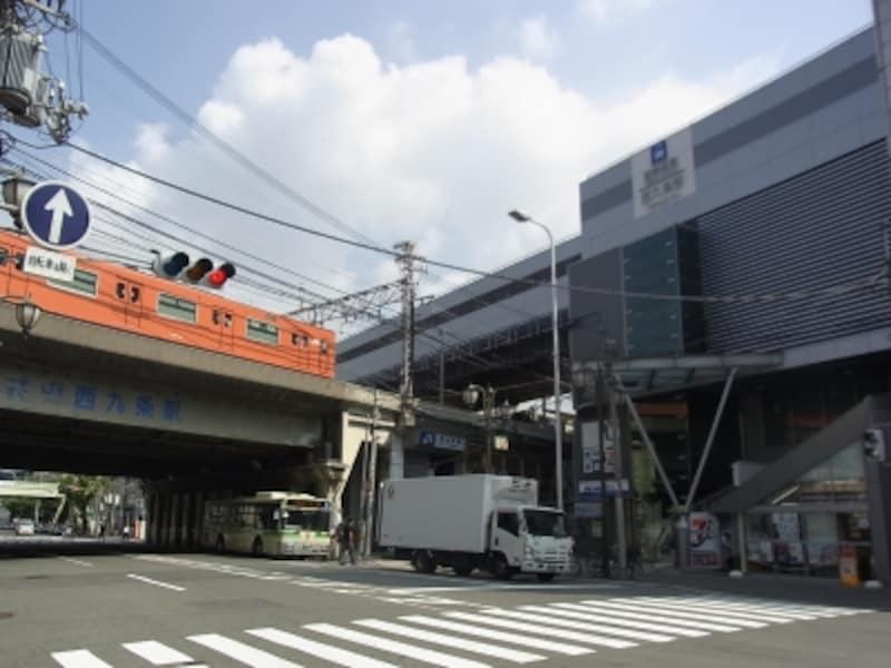 大阪環状線西九条駅