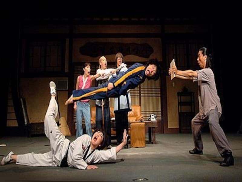 ガイドも大好きなジャンプ。何回見ても面白いですよ!曜日ごとに出演俳優も変わります
