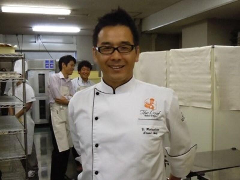 マレーシアから一時帰国中の松原裕吉シェフもお手伝いで参加。