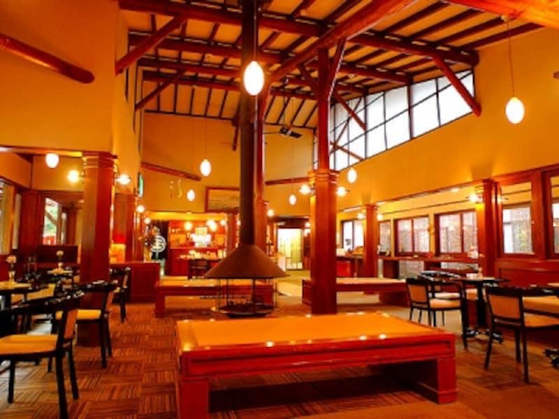 垂玉温泉山口旅館ロビー
