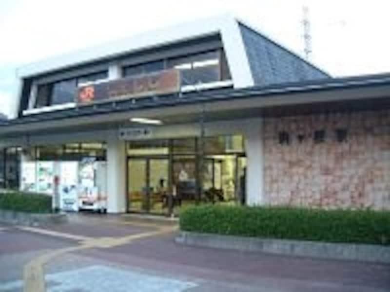 JR飯田線駒ヶ根駅